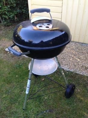 Weber Compact Kettle BBQ