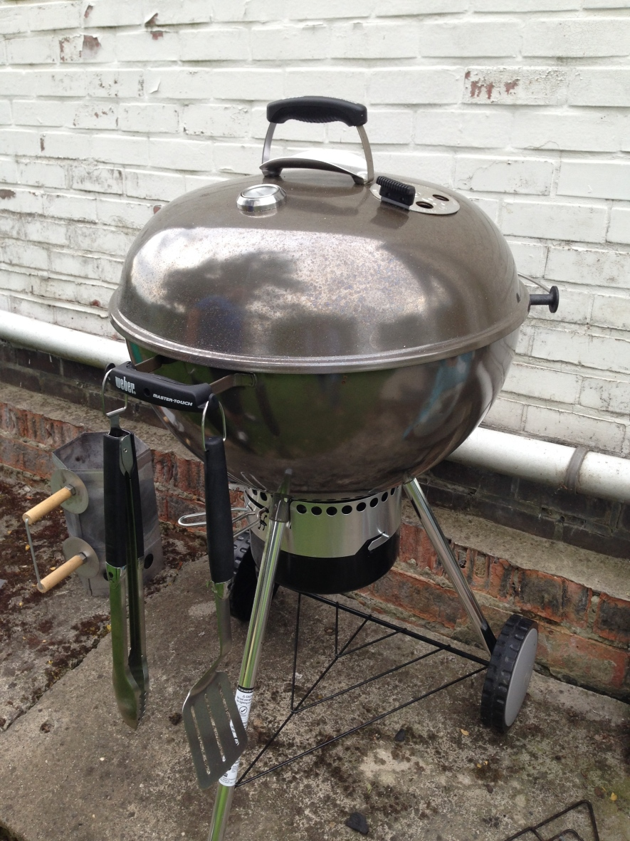 Weber GBS One Touch Premium 57 cm