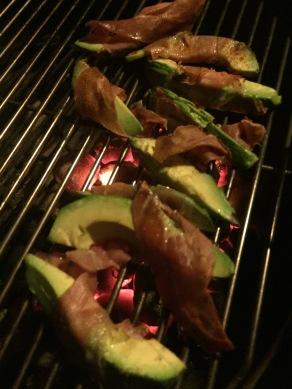 GHENTlemens BBQ avocado met rauwe ham0