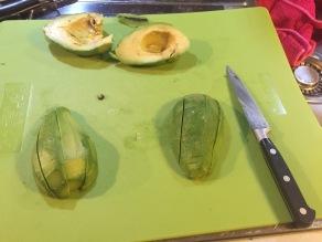 GHENTlemens BBQ avocado met rauwe ham87