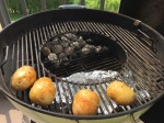 GHENTlemens BBQ Baked Potatoes