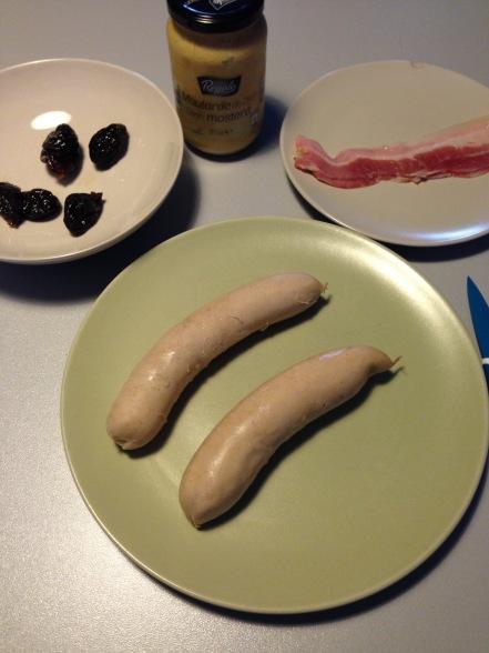 GHENTlemens BBQ Witte pens met spek