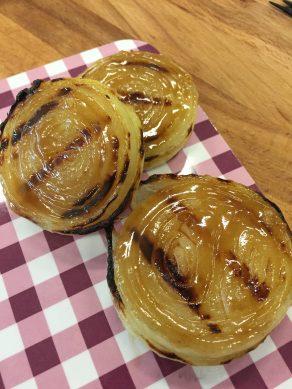 GHENTlemens BBQ Zoete ajuin met honing mosterd marinade79