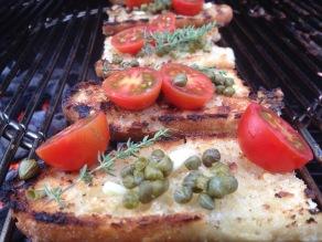 GHENTlemens BBQ Bruschetta