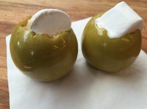 Ghentlemens BBQ Gekarameliseerde Appels