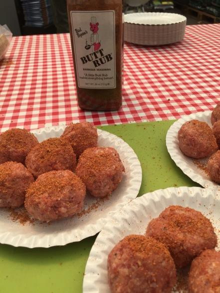 GHENTlemens BBQ MOINK balls - klassieker