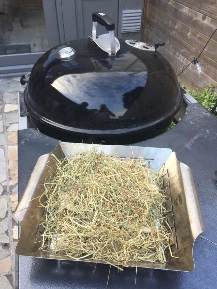 GHENTlemens BBQ Asperges gerookt op hooi01