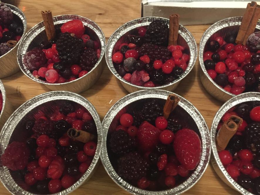 GHENTlemens BBQ Rood fruit met Cointreau64