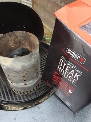GHENTlemens BBQ Steak op de BBQ 6 Firestarter74