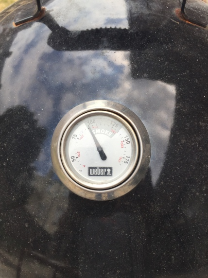 Ideale temperatuur om te roken is tussen 107 - 120°C