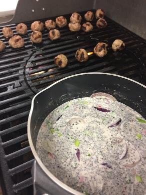 GHENTlemens BBQ Horta BBQ dag Weber93