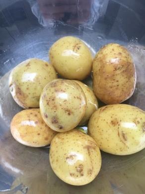 GHENTlemens BBQ zoute korst aardappelen50