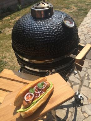 GHENTlemens BBQ Mr Boudin met Mango Chutney en avocado57